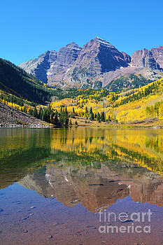 Kate Avery - The Maroon Bells