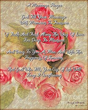The  marriage Prayer by MaryLee Parker