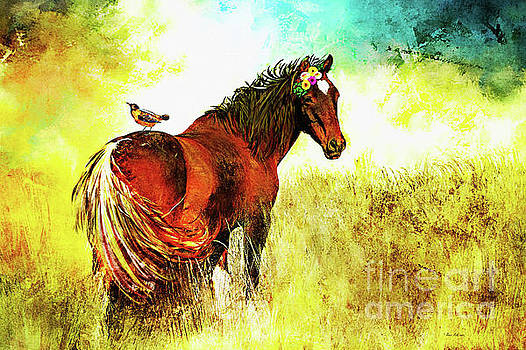 The Marvelous Mare by Tina LeCour