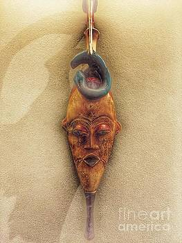 The Mask Wearer by Jenny Revitz Soper