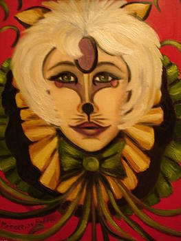The Mask Women by Linda Mungerson