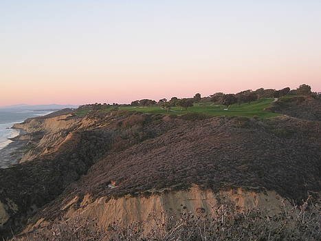 The Masters - Torrey Pines by Paintings by Parish