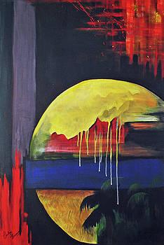 Carolyn Shireman - The Melting Sun