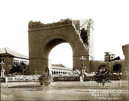California Views Mr Pat Hathaway Archives - The Memorial Arch at Leland Stanford, Jr., University April 18,