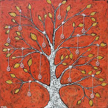 The Memory Tree by Margaret  Blanchett