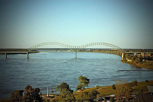 The Memphis Bridge by Dawn Davis