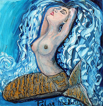 The Mermaid by Pilar  Martinez-Byrne