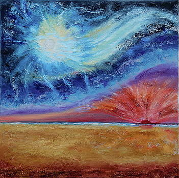 The Metamorphisis of Light by David King Johnson