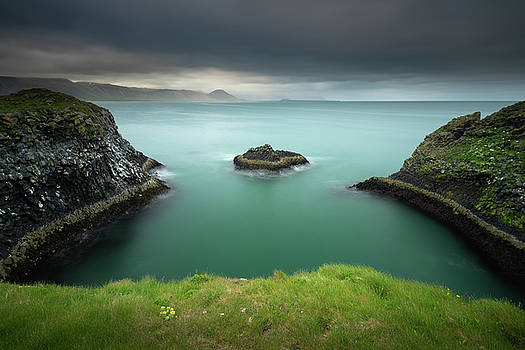 The Middle Isle by Josh Eral