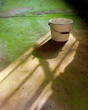 The Milk Bucket by Ron  McGinnis