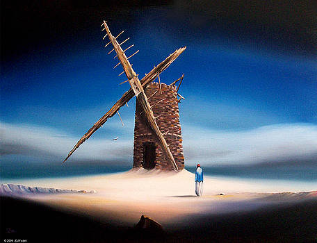The Mill by David Fedeli