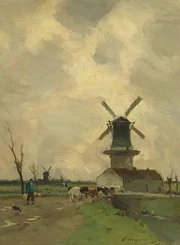 Weissenbruch Johan Hendrik - The Mill