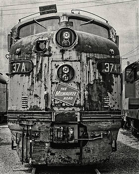 The Milwaukee Road Train by Emily Kay