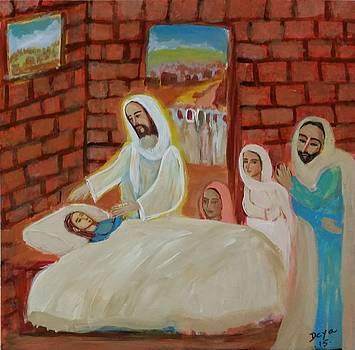 The Miracles of Jesus by Deyanira Harris