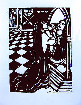 Adam Kissel - The Mirror Room I