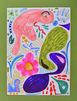 Donna Blackhall - The Misunderstood Pickle
