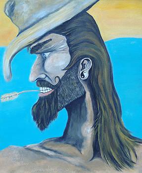 The Modern  Cowboy by Jaren Johnson