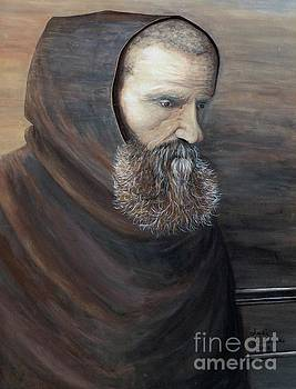 The Monk by Judy Kirouac