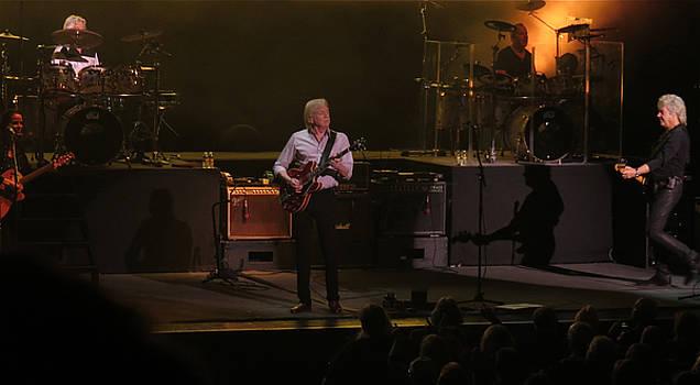 The Moody Blues Live in Atlantic City by Melinda Saminski