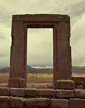 The Moon Gate by Ron Dubin