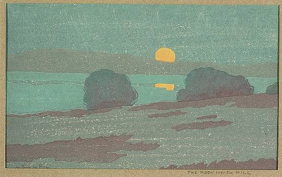 The Moon Over The Hill by Arthur Wesley
