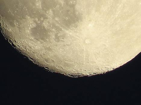 The Moon by Phil Bearce
