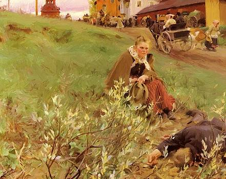 Zorn Anders - The Mora Fair 1892