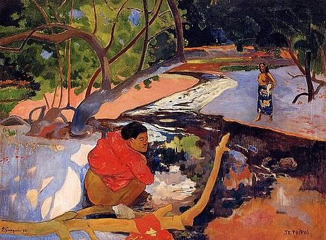 Gauguin - The Morning