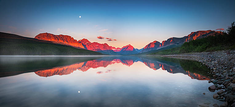 The Morning Tranquility by William Lee