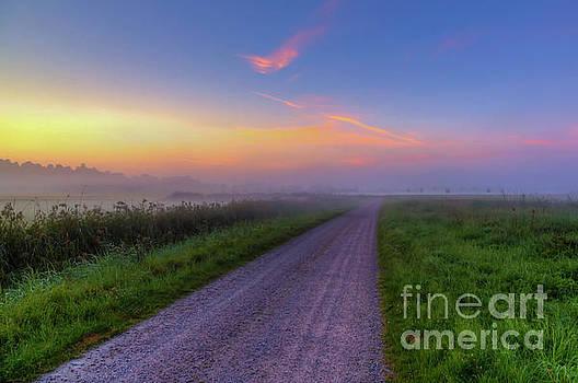 The morning's atmosphere by Veikko Suikkanen