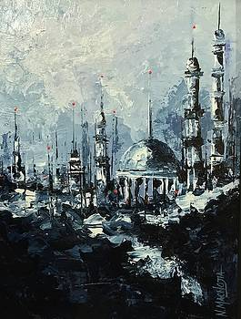 The Mosque by Nizar MacNojia