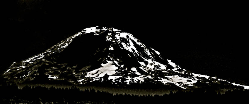 The Mountain by Perry Frantzman
