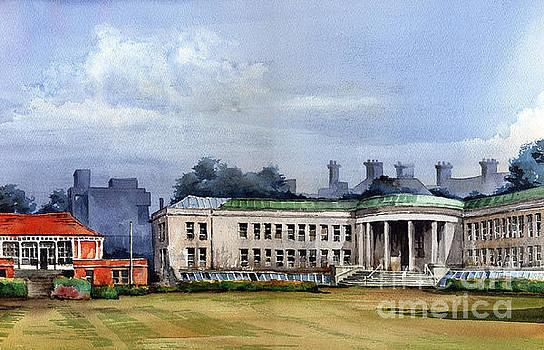 Val Byrne - The Moyne Memorial, Trinity College, Dublin ... sa3