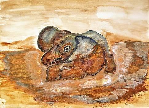 The Mud Hole  by Mario Carta