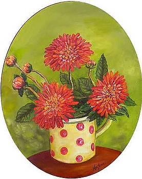 The Mug by Najlaa Mahmoud