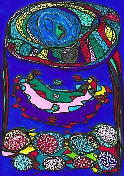 The Multiverse Nursery by Darrell Black