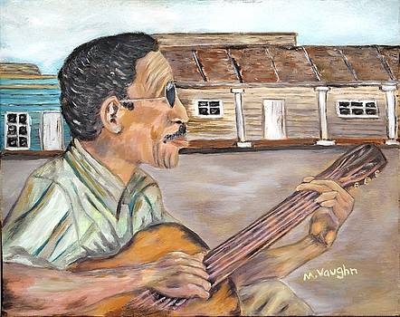 The Music of Cuba by Mitchell Vaughn