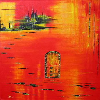 David Hatton - The mysterious door