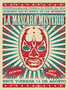 The Mysterious Mask by Richard Rabassa