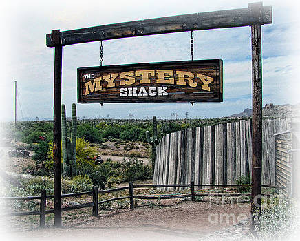 Bedros Awak - The Mystery Shack of Goldfield Ghost Town