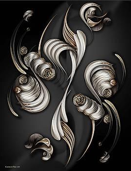The Mystic Energy by Carmen Fine Art