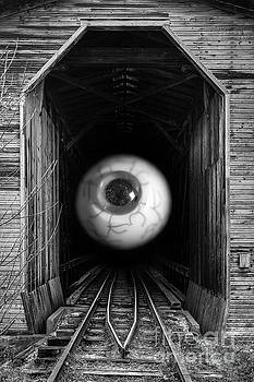 Edward Fielding - The Mystical Eye sees all and knows all