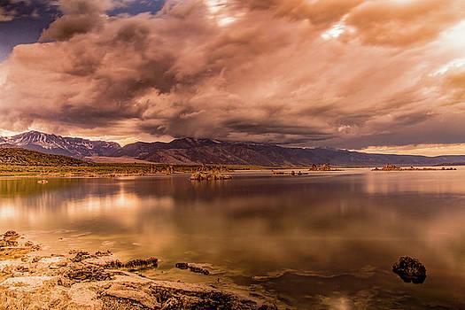 The Mystical Mono lake by Khalid Mahmoud