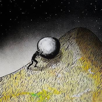 The Myth of Sisyphus by Nicci Bedson