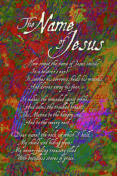 The Name of Jesus by Chuck Mountain