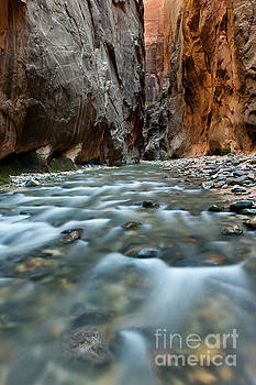 Tibor Vari - The Narrows in Zion National Park