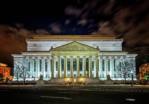 The National Archives by Ryan Wyckoff