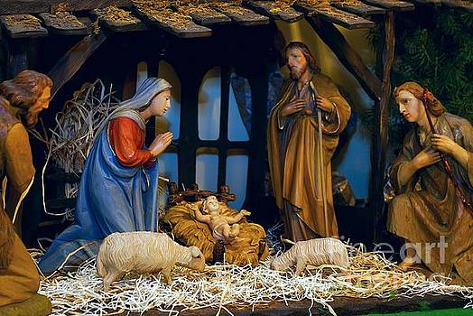 Frank J Casella - The Nativity