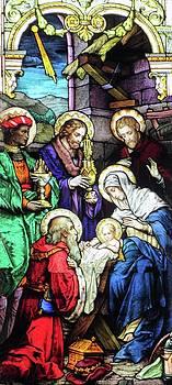 The Nativity by Gordon Wendling