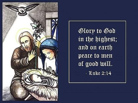 The Nativity  by Mary Ellen Frazee